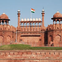 Glimses of India Red Fort